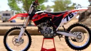 9. Motocross Action's First Look 2014 KTM 350SXF