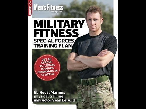 Mens Fitness Military book shoot- Behind the scenes