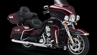 4. 2014 Harley Davidson Ultra Limited Review