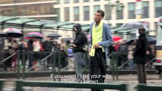 Formidable de Stromae : le clip.