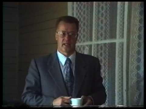 Prezidents Guntis Ulmanis tiekas ar jaunajiem žurnālistiem (1993)