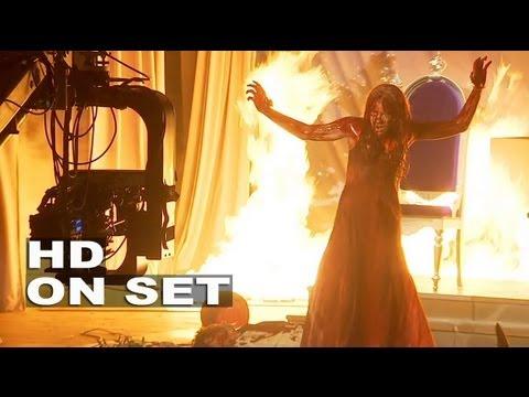 Carrie: Behind the Scenes Part 2 of 3 (Broll) - Chloë Grace Moretz, Julianne Moore