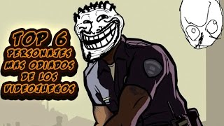 Algunos de los personajes que nos hacen la vida imposible mientras jugamos a los videojuegos. Si el video te gusto dale like y comparte, para mas contenido suscribete al canal.