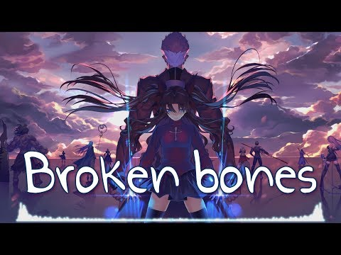 Nightcore - Rise (lyrics)