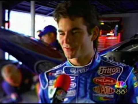 NASCAR Jeff Gordon & Britney Spears Banned Commercial