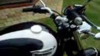 7. Triumph Bonneville T100 2007