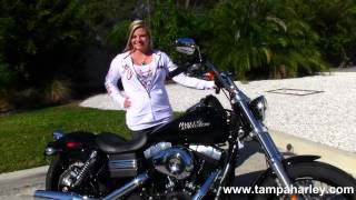 8. Used 2012 Harley-Davidson FXDB Dyna Street Bob for sale