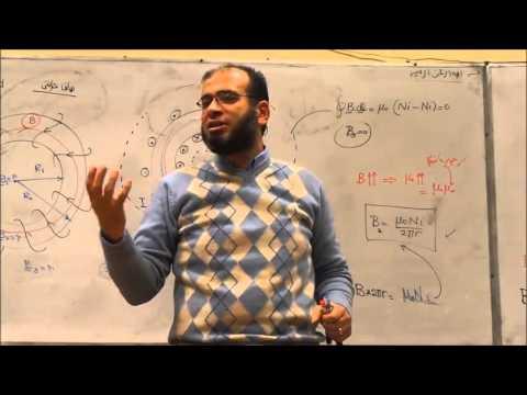 مغناطيسيه |المحاضره السابعه للدكتور ياسر البطاوي