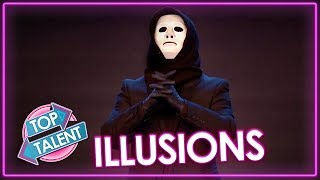 Video OMG! Best Of Magic on Britain's Got Talent 2019 | Magicians Got Talent download in MP3, 3GP, MP4, WEBM, AVI, FLV January 2017