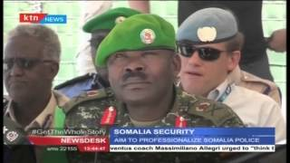 AMISOM hands over police station
