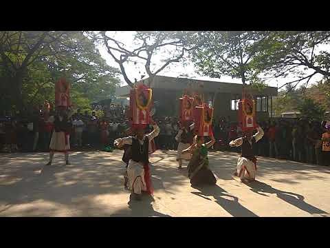 Video SIPNA CLG ka dance Gondhal (Folk dance) preformed at IIT PAWAI Mumbai download in MP3, 3GP, MP4, WEBM, AVI, FLV January 2017