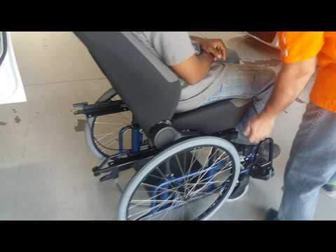 Spin 2017 adaptada para embarque do cadeirante e ou idoso pelo banco do carona.