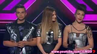 THIRD D3GREE (Mixed Group) - Week 4 - Live Show 4 - The X Factor Australia 2013 Top 9