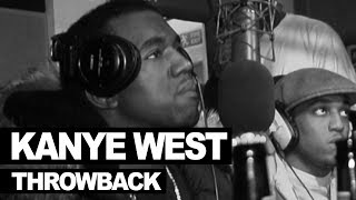 Kanye West - first ever UK interview #TBT