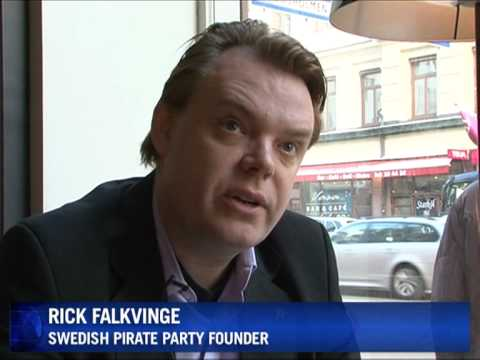Swedish Pirate Party - The activists in Sweden's Pirate Party have no offices, they're always on the move, and defend one core idea: that Internet file-sharing should be made entir...