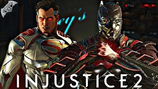 Injustice 2 Online - DEMON BAT VS SPAMMER! The Injustice 2 Online series continues. In this episode, I play with my brand new EPIC Batman gear, a loadout I call the DEMON BAT! Check out the other videos on the channel!Injustice 2 Online - INTENSE MATCH AGAINST A SUBSCRIBER: https://www.youtube.com/watch?v=imKPq0yOBOIInjustice 2 - Black Manta DLC LEAKED: https://www.youtube.com/watch?v=B6MSMDI2kVc&t=1sInjustice 2 Online - INSANE CLUTCH WITH GODSPEED: https://www.youtube.com/watch?v=uxkt3NrqxMIInjustice 2 Online - KID FLASH VS A ZONER: https://www.youtube.com/watch?v=PydGSVn7kT4&t=1sInjustice 2 Online - GOLD BATMAN VS GOLD BATMAN: https://www.youtube.com/watch?v=lhI7_DunGkY&t=291s★:Follow me on Twitter: https://twitter.com/Caboose_XBL★:Like me on Facebook: https://www.facebook.com/CabooseXBL★:Follow me on Instagram: http://instagram.com/caboose_xbl★:Intro Created By: https://www.youtube.com/user/COMIXINEMA and https://www.youtube.com/user/nighthawkjonzey2Like, Favourite, Comment and Subscribe!Build and power up the ultimate version of your favorite DC legends in INJUSTICE 2. With a massive selection of DC Super Heroes and Super-Villains, INJUSTICE 2 allows you to personalize iconic DC characters with unique and powerful gear. Take control over how your favorite characters look, how they fight, and how they develop across a huge variety of game modes. This is your Legend. Your Journey. Your Injustice.