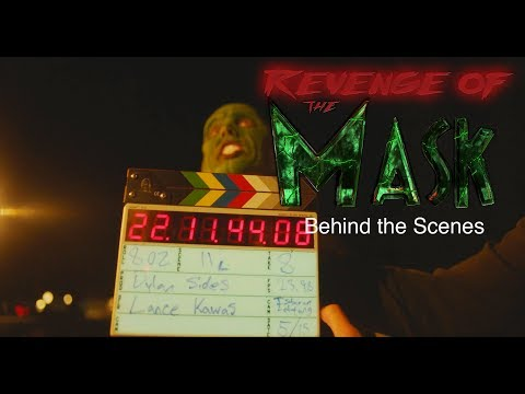 "Revenge of the Mask ""Stunts and Effects"" Part 1"