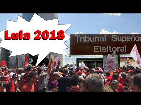 PT vai pra cima do TSE por Lula 2018