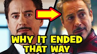 Video How IRON MAN Predicted AVENGERS ENDGAME - Ending Explained MP3, 3GP, MP4, WEBM, AVI, FLV Mei 2019