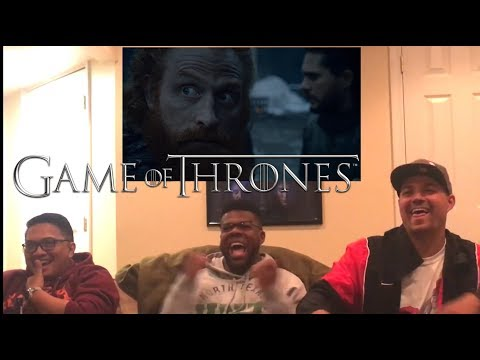 Game of Thrones REACTION Season 8 Episode 2 A Knight of The Seven Kingdoms - Part 1