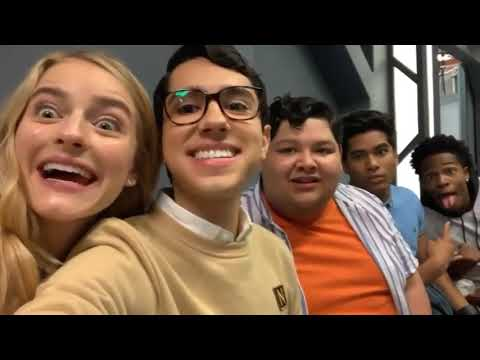 Behind The Scenes: Power Rangers Beast Morphers - Videos and Pictures - Compilation