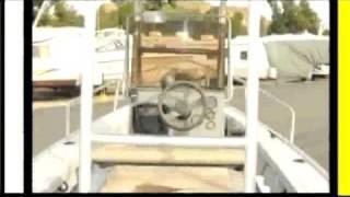 1. Boat Donations - 1996 Valco BayRunner 20' Baja Aluminum Fishing Boat and Trailer