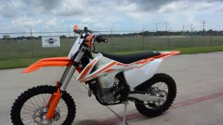 4. $10,099:  2017 KTM 450 XC-F Overview and Review