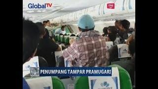 Video Viral! Seorang Penumpang Menampar Pramugari Citilink di Bandara Kualanamu - BIM 04/09 MP3, 3GP, MP4, WEBM, AVI, FLV November 2018