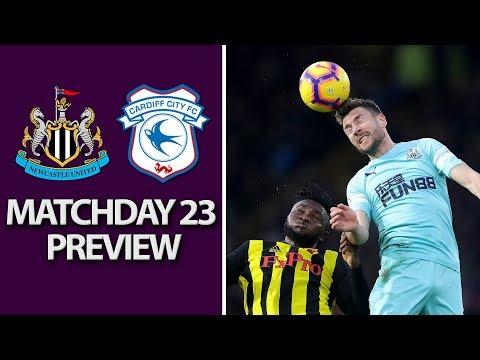 Video: Newcastle v. Cardiff City | PREMIER LEAGUE MATCH PREVIEW | 1/19/19 | NBC Sports