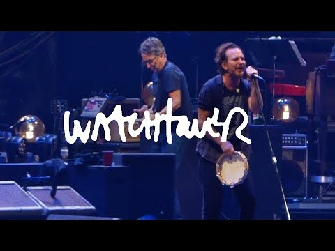 Pearl Jam - All Along the Watchtower, London 2018 - COMPLETE