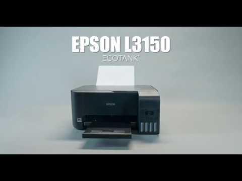 IMPRESORA EPSON MULT L3150 ECOTANK
