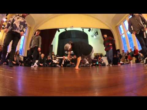 B-Girl Lerok footage 2016 (видео)