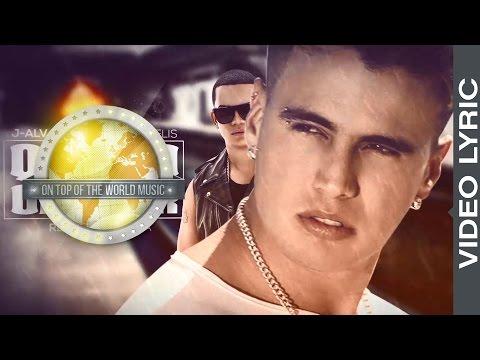 Quiero Olvidar (Letra) - J Alvarez (Video)