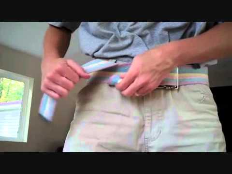 Using a Gait Belt Safely and Effectively On Any Size Person