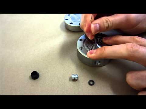 How to replace a removable seat insert