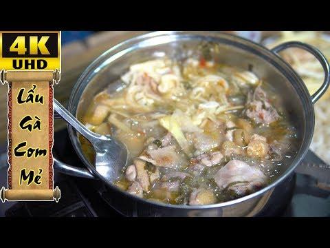 [4K] LẨU GÀ CƠM MẺ VỚI CÀ PHÁO | Món ăn dân dã miền Tây - Thời lượng: 24 phút.