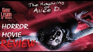 Nonton The Haunting Of Alice D   2014 Kane Hodder   Aka Tainted Horror Movie Review Film Subtitle Indonesia Streaming Movie Download