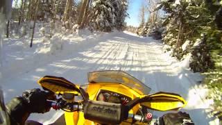 3. Cochrane Hydro Line 2012 Ski-Doo XRS 800 E-Tec