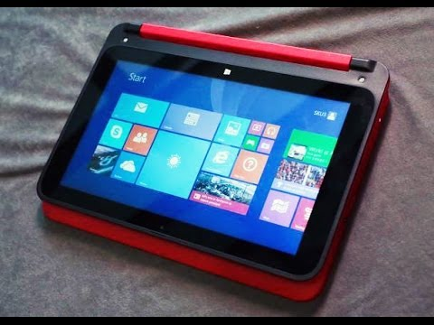 HP Pavilion x360 Hands-on