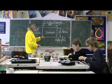 Ton-STELEN-Projekt (16) 2013 an der Kopernikusschule Freigericht – TECHNISCHES ZEICHNEN R7