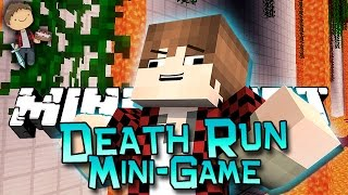 Minecraft: Death Run Mini-Game w/Mitch&Friends! (Vanilla Resource Pack Mini-Game!)