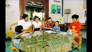 Download Video Bakat Tak Terduga dari 3 Anak Dwi Sasono dan Widi Mulia Part 03 - Alvin & Friends 24/04 MP3 3GP MP4