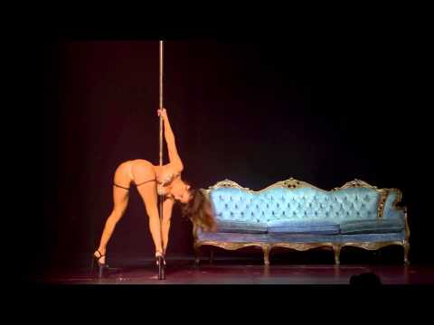 This Australian Pole Dancer Will Make Your Heart Skip A Beat