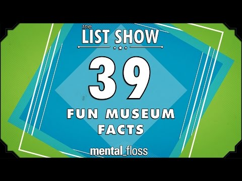 39 Fun Museum Facts