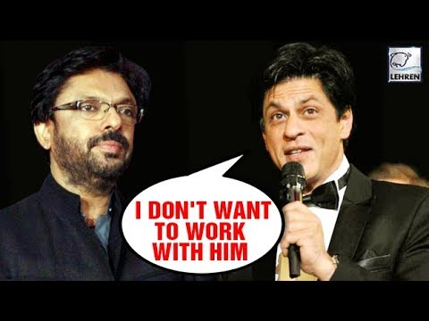 Why Shah Rukh Khan TURNED DOWN Sanjay Leela Bhansa