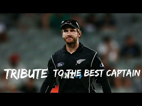 A Tribute to Kane Williamson | NEW ZEALAND CRICKET TEAM