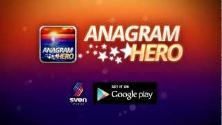 Anagram Hero: Best word puzzle YouTube video