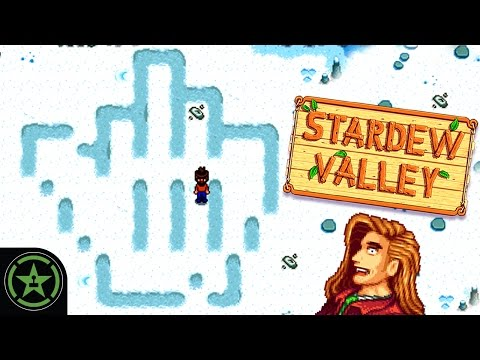 Things to Do In Stardew Valley - Artistic Farming (видео)