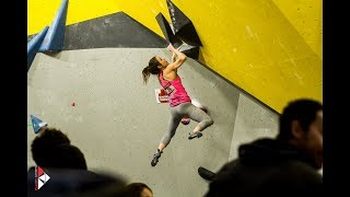 French Bouldering Championship 2018 - Finals by Bouldering TV