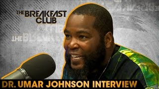 Dr. Umar Johnson (Controversial & Divisive) Fights for Black Children and More